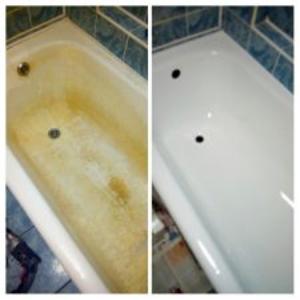 Реставрация ванн - что о ней нужно знать